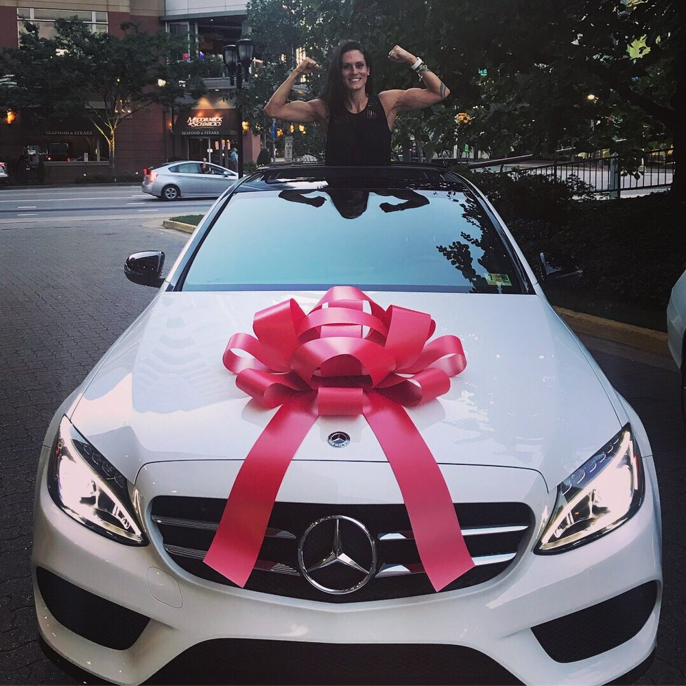 Mercedes Benz Of Alexandria >> So Many Props To Mercedes Of Alexandria Jenni Proved To Be Such An