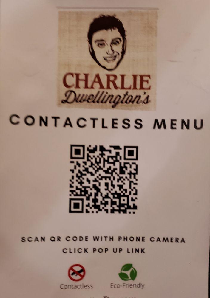 Food from Charlie Dwellington's