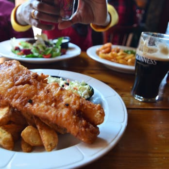 photo of claddagh irish pub newport ky united states fish n chips