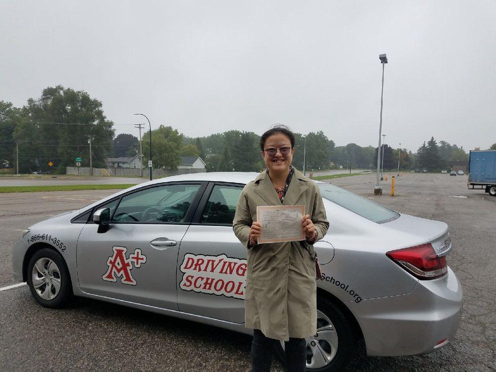 A Plus Driving School: 2500 Packard St, Ann Arbor, MI