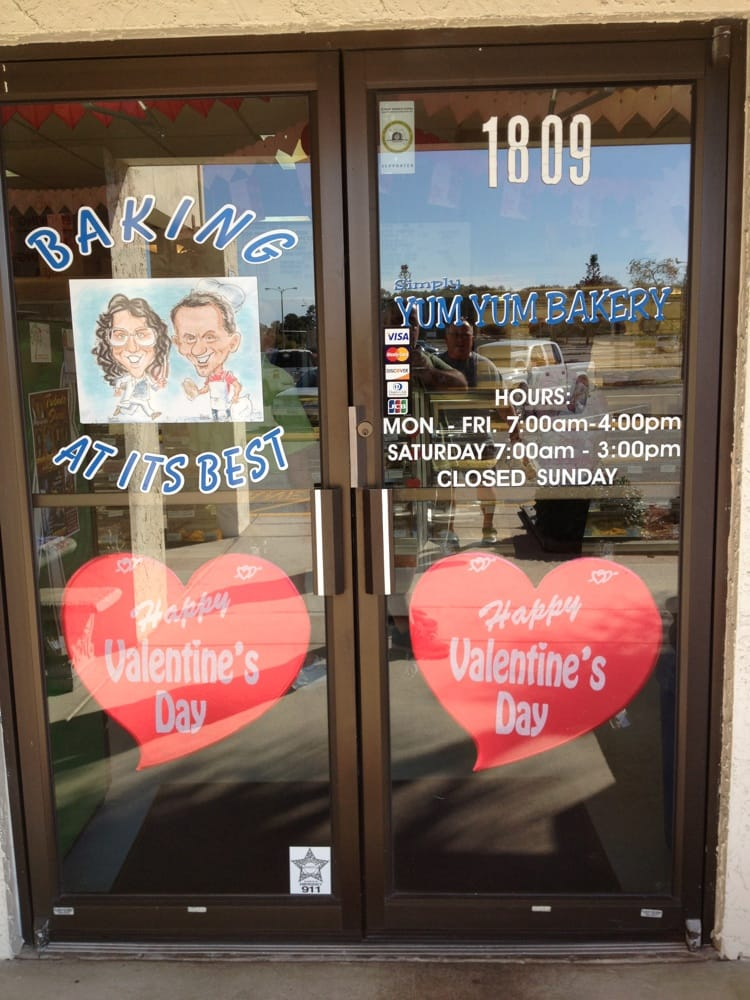 Simply Yum Yum Bakery: 1809 Englewood Rd, Englewood, FL
