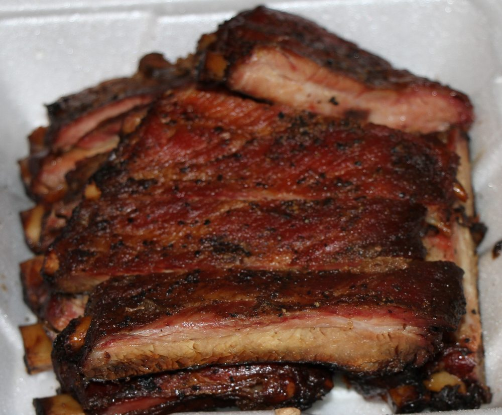 Be Blessed BBQ: 521 S Timberland Dr, Lufkin, TX