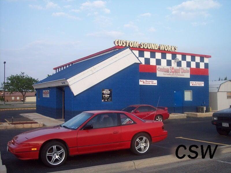 Custom Sound Works: 5133 80th St, Lubbock, TX