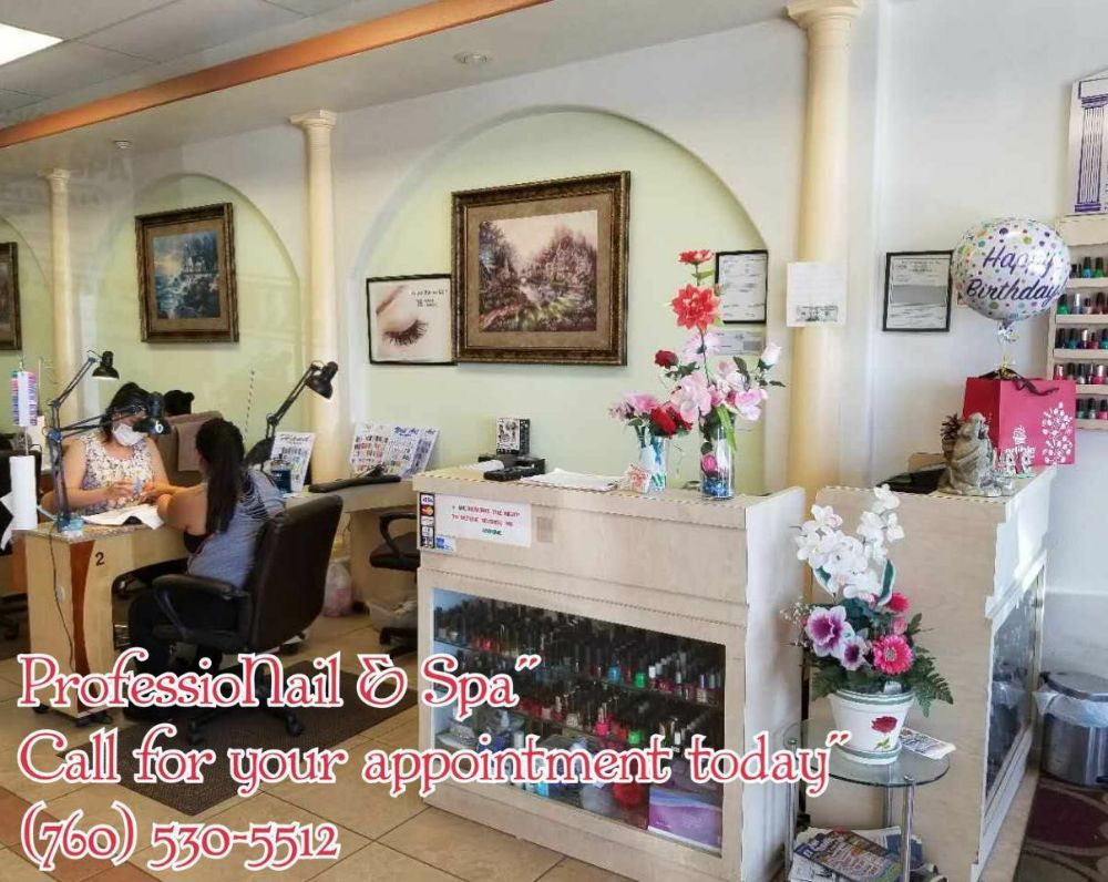 ProfessioNail & Spa - 38 Photos & 27 Reviews - Nail Salons - 14196 ...