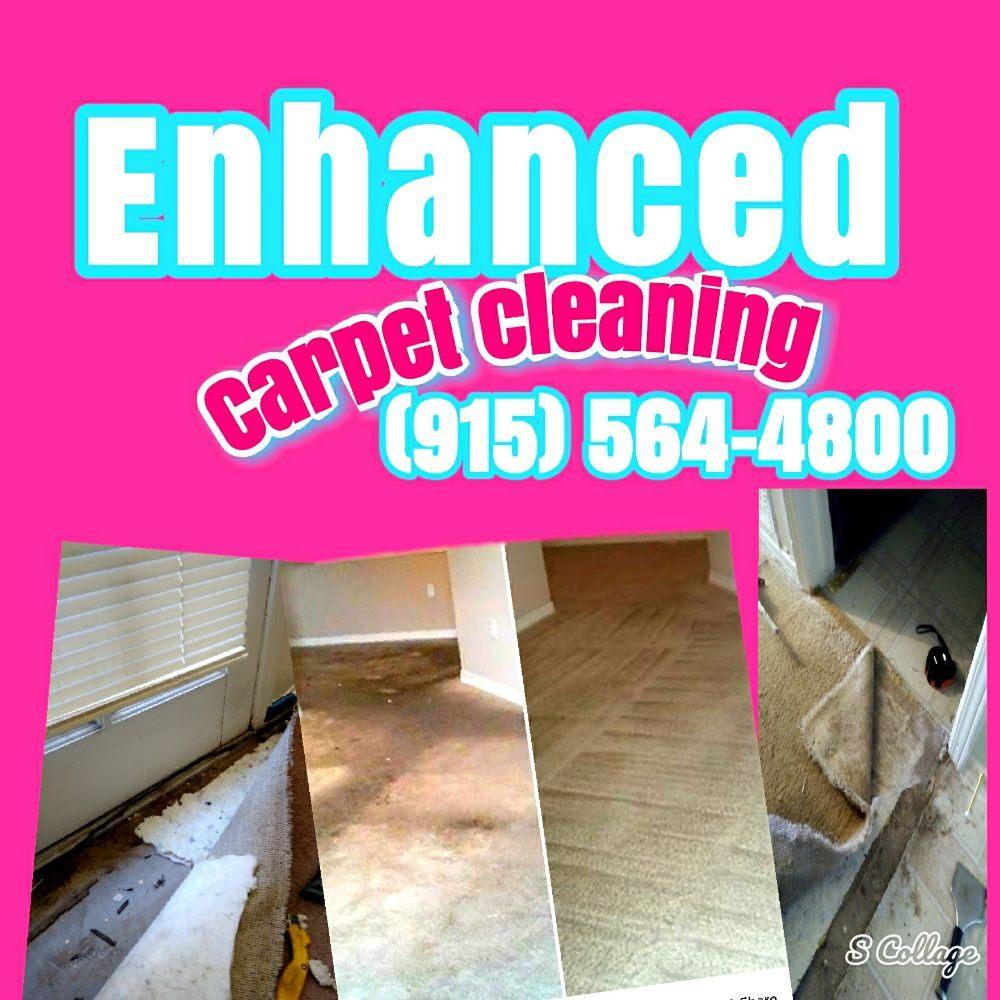 Enhanced Carpet Cleaning