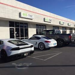 Photo Of Eco Tint Las Vegas Nv United States From Lamborghini