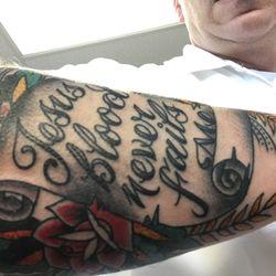 Brightside Tattoo Shop - Tattoo - 1130 Light St, Federal Hill ...