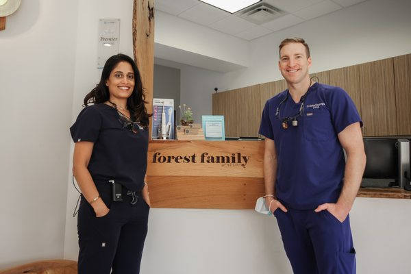 Forest Family Dentistry North 10721 Research Blvd Austin, TX