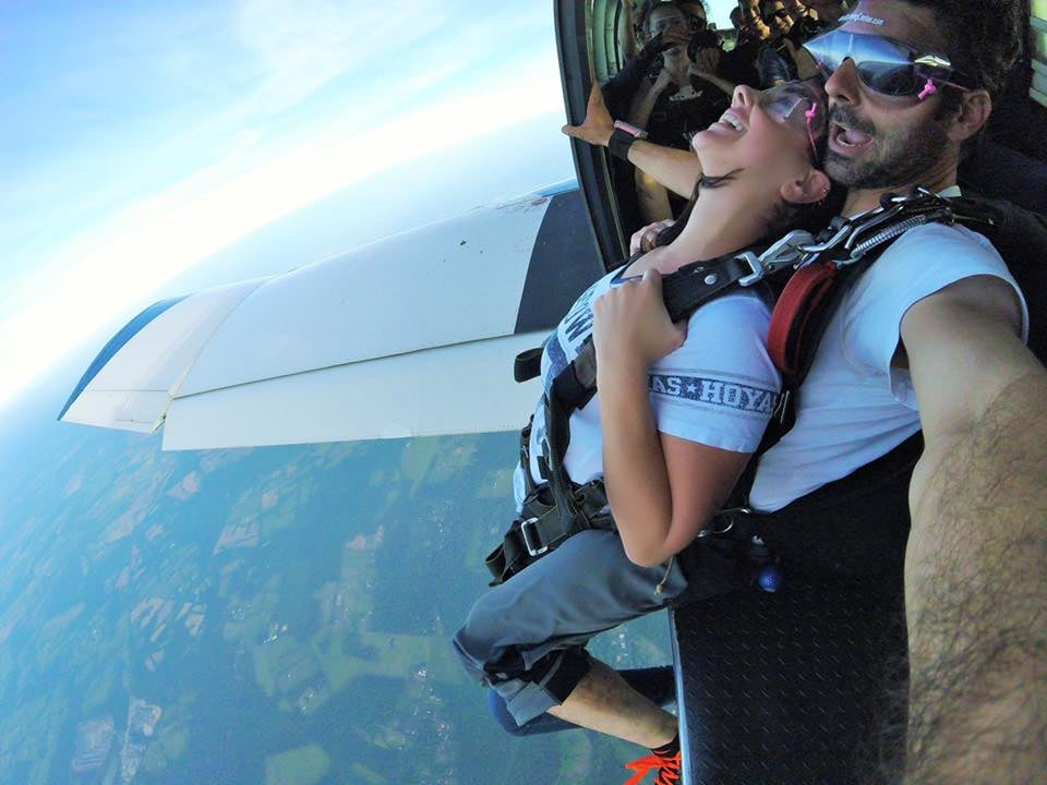DC Skydiving Center: 9272 Green Meadows Rd, Warrenton, VA