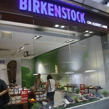 birkenstock sydney cbd restaurants