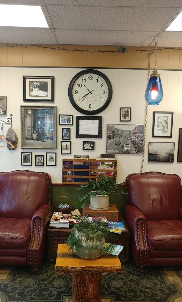 Christopher's By Appointment: 245 E Columbia River Hwy, Clatskanie, OR