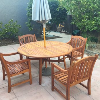 South Bay Wood Restoration Photos Decks Railing S - Patio furniture san jose ca