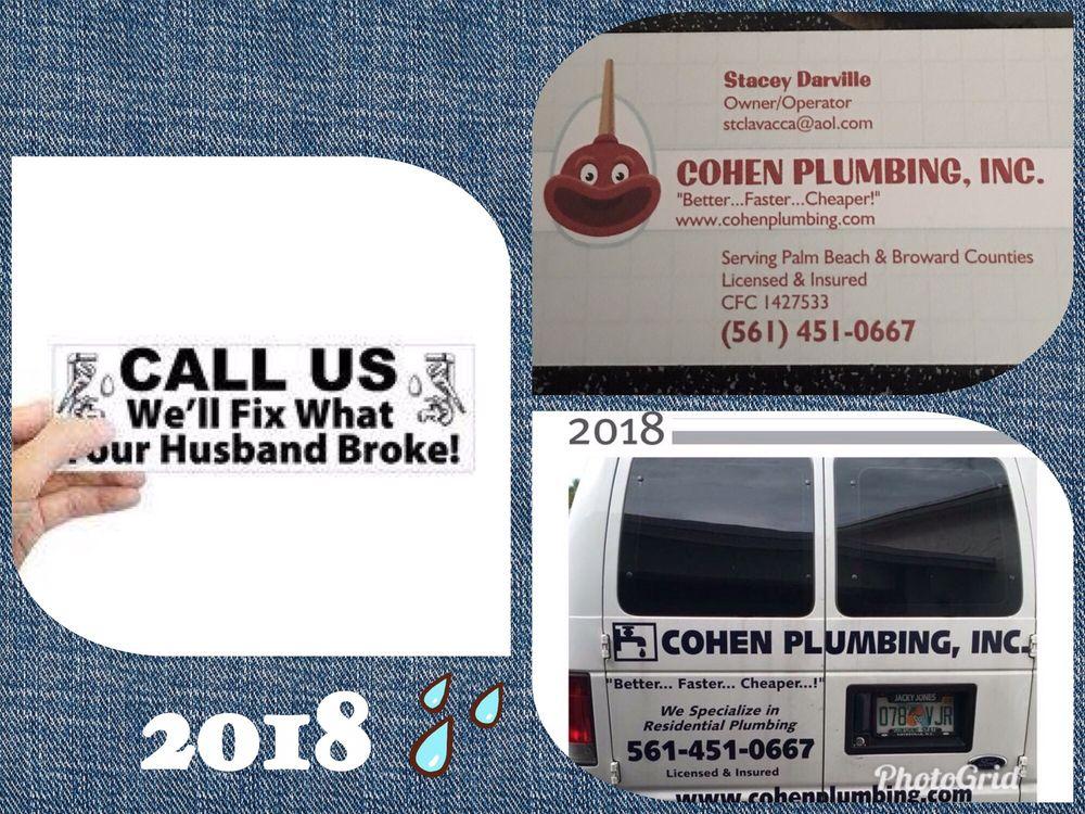 Cohen Plumbing