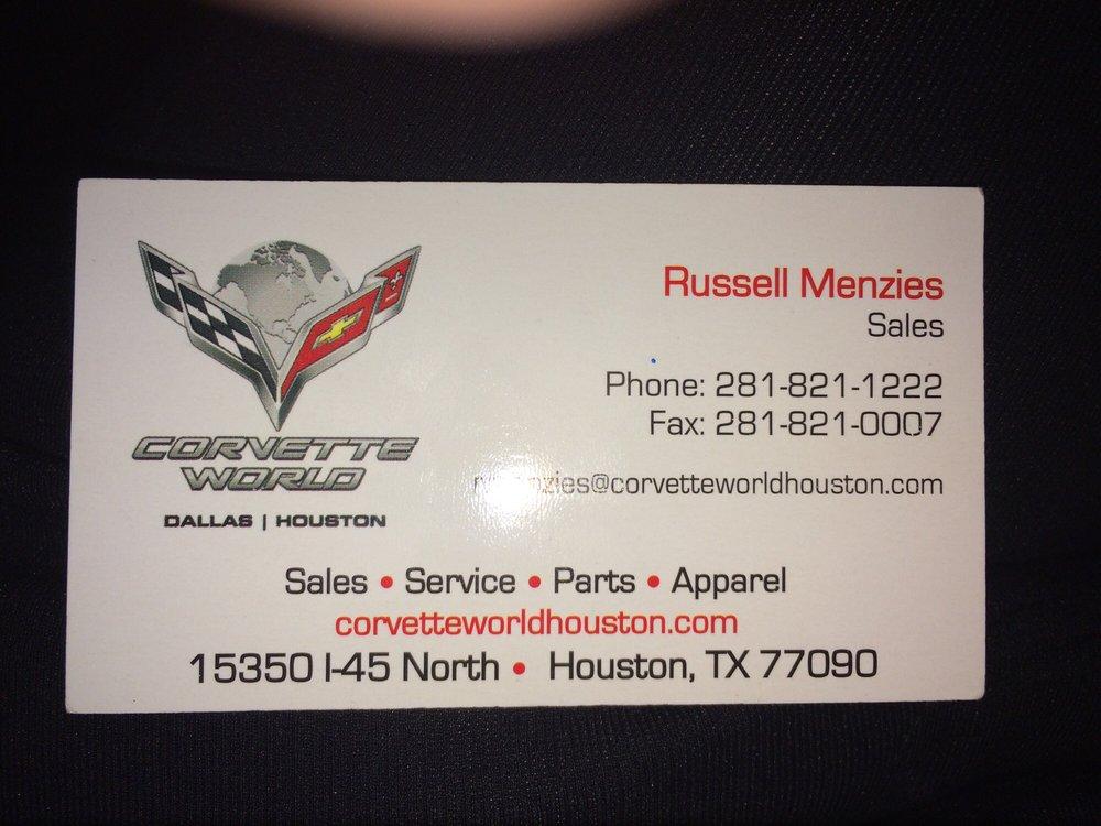 Corvette World Houston - 44 Photos - Car Dealers - 15350 I-45 N ...