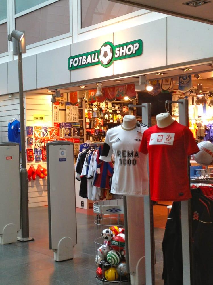 ab17d839 Fotballshop Ullevaal Stadion - Idrettsutstyr - Sognsveien 75, Sogn, Oslo -  Telefonnummer - Yelp