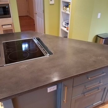 Photo Of Colorado Concrete Countertops   Denver, CO, United States.  Gorgeous Concrete Counter
