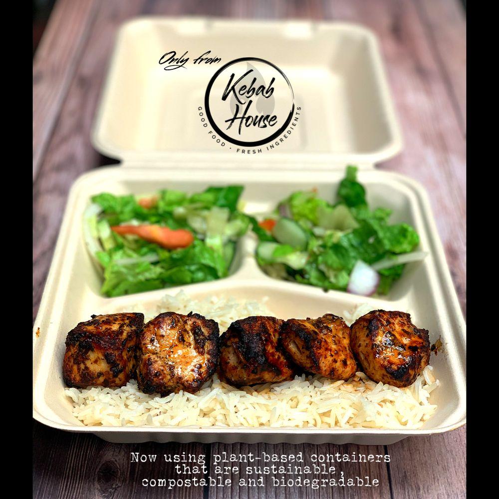 Kebab House: 229 W Grand Ave, Bensenville, IL