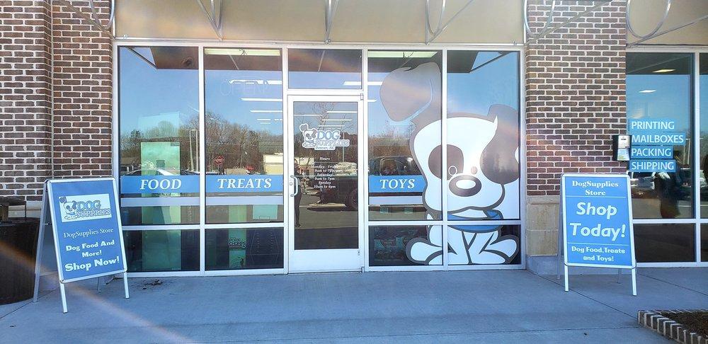Dog Supplies Store: 529 Brentwood Rd, Denver, NC