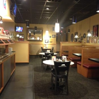 Photo Of Pizza Hut Philipsburg Pa United States The Dining Area