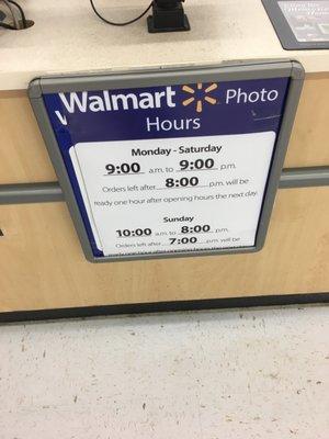 Walmart Photo Center 550 Providence Hwy Walpole, MA Photo