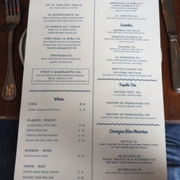 Photos for Tacuba Hell\'s Kitchen | Menu - Yelp