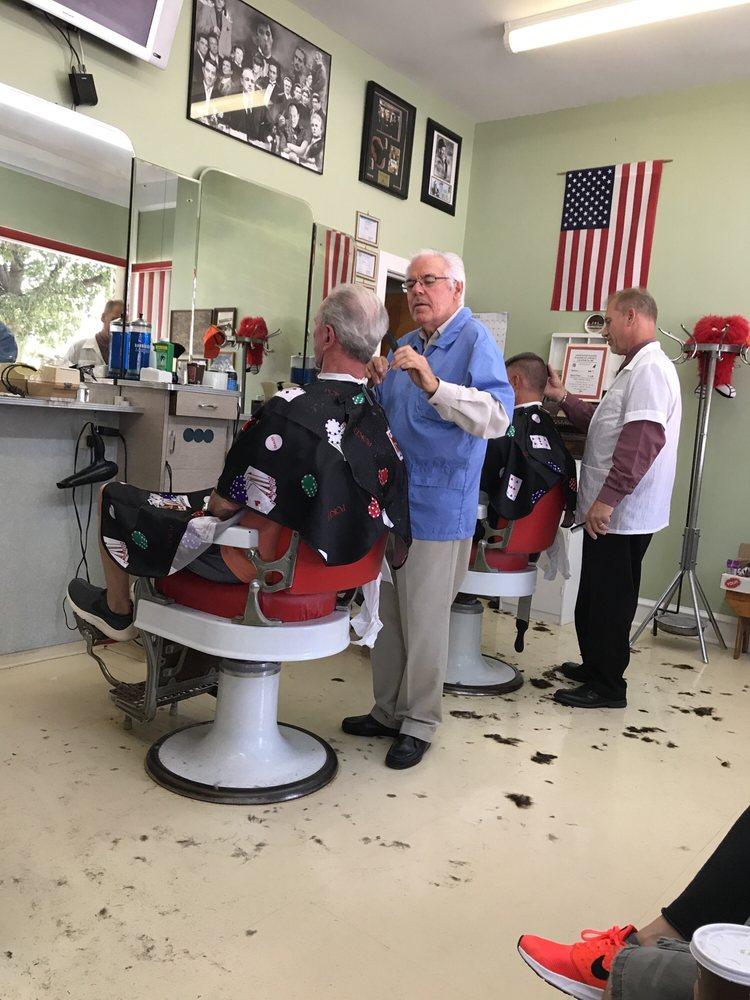 Peter's Barber Shop: 102 Mantua Blvd, Mantua, NJ
