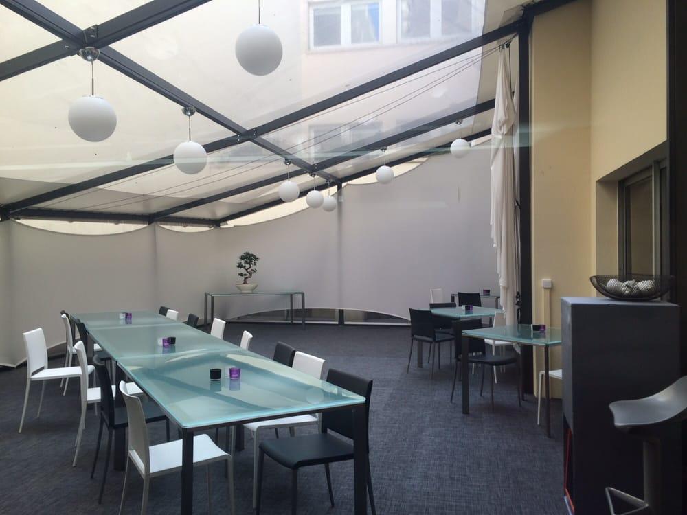Terrasse Yelp - Cours de cuisine ducasse
