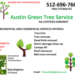 green tree phone number