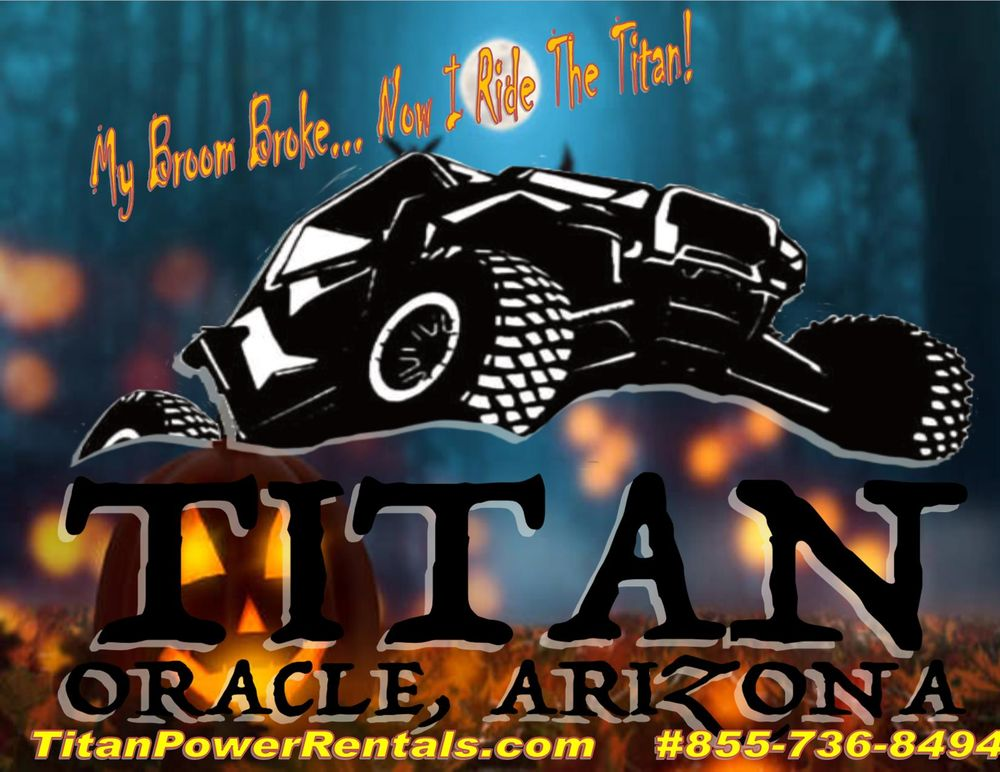 Titan Power Sports and Rentals: 760 E American Ave, Oracle, AZ