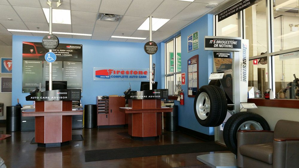 Firestone Tires Near Me >> Firestone Complete Auto Care - 13 Reviews - Tires - 2876 E ...