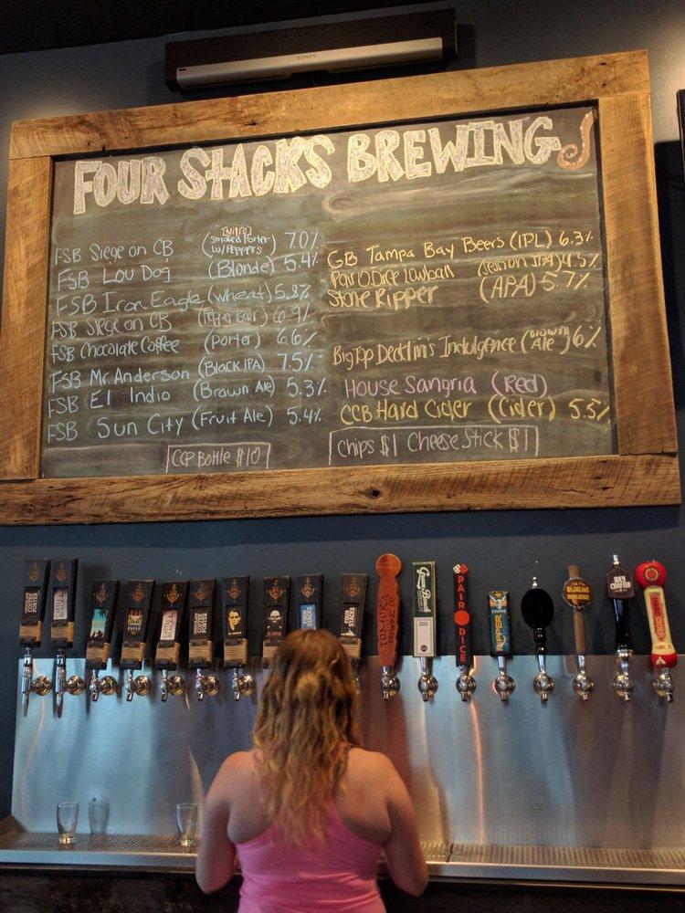 Four Stacks Brewing Company: 5469 N US Hwy 41, Apollo Beach, FL