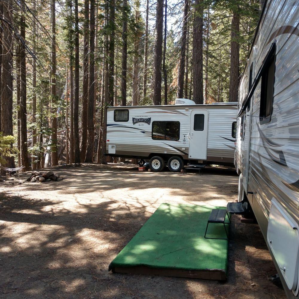 Bridgeport Vacation Trailer Rentals: Bridgeport, CA