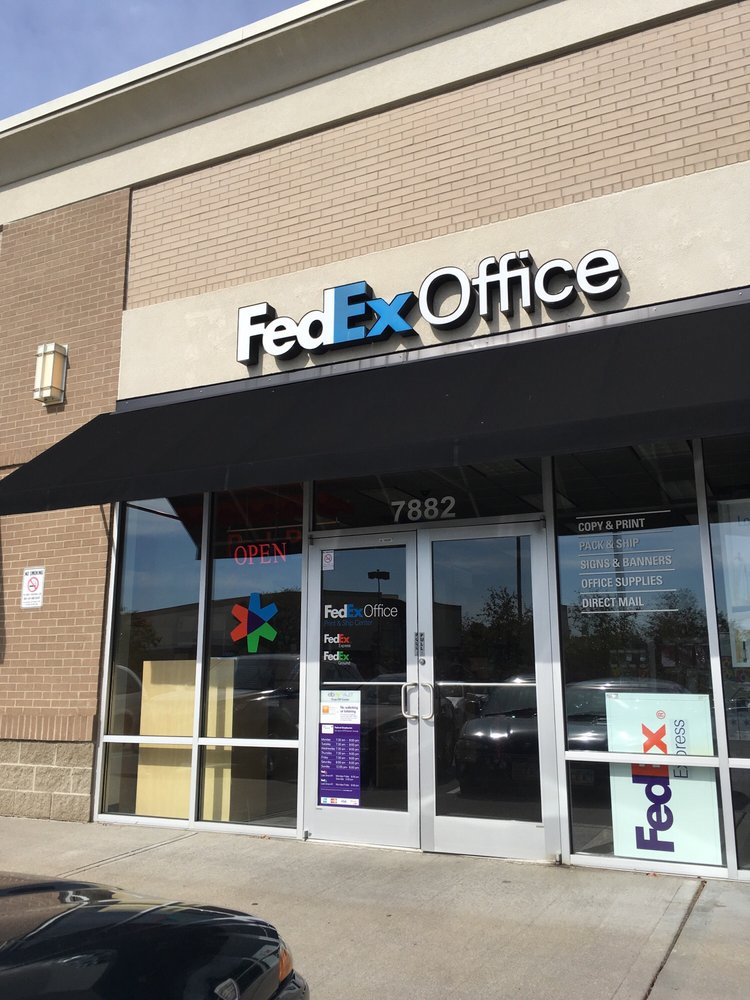 FedEx Office Print & Ship Center: 7882 Montgomery Rd, Cincinnati, OH