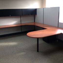 Photo Of The Office Manager   Lawrence, MA, United States. Used Office  Cubicles