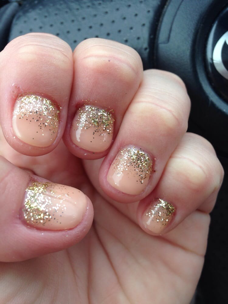 OPI Passion gelcolor with gold OPI glitter gelcolor and gold loose ...