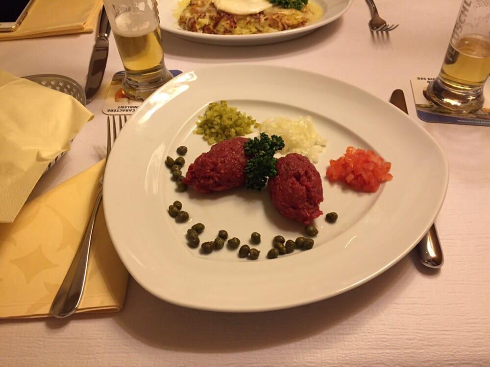 Restaurant elsbethenst bli cuisine suisse - Restaurant cuisine moleculaire suisse ...