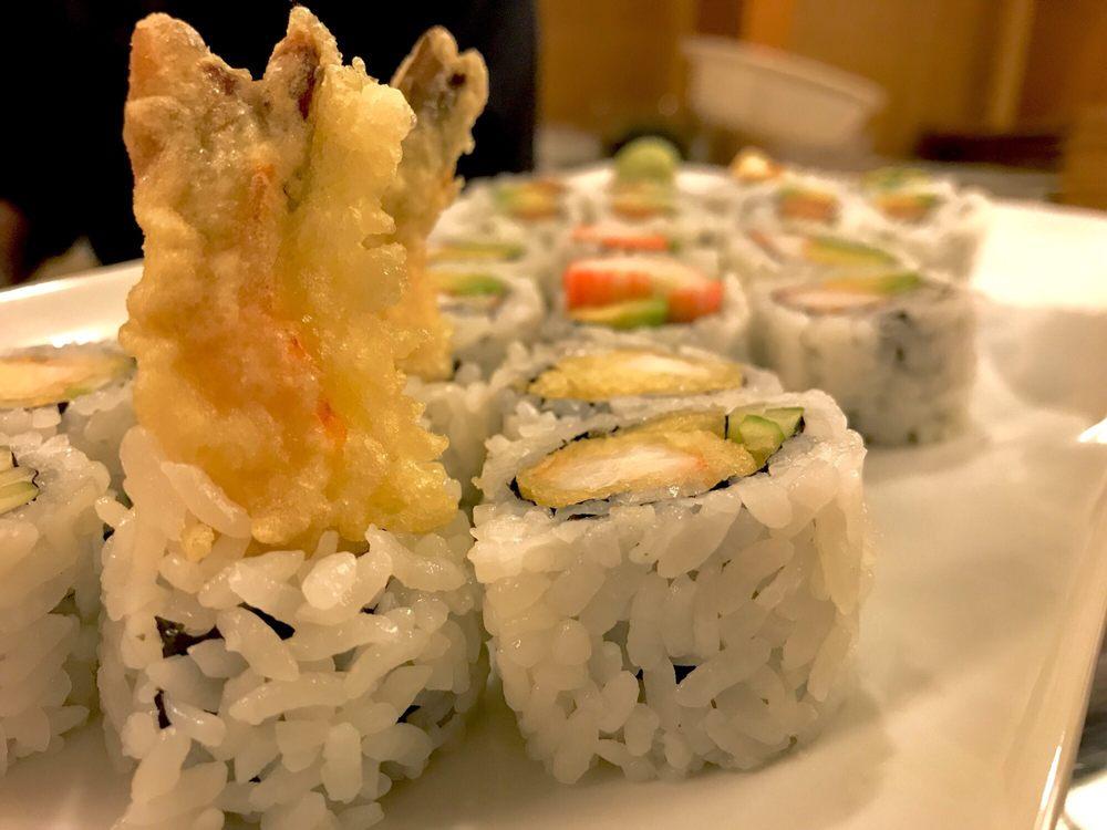 Izumi Japanese Restaurant: 6701-L Loisdale Rd, Springfield, VA