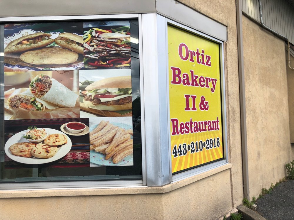 Ortiz Bakery II And Restaurant: 1705 N Salisbury Blvd, Salisbury, MD