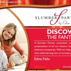 Slumber Parties By Edna