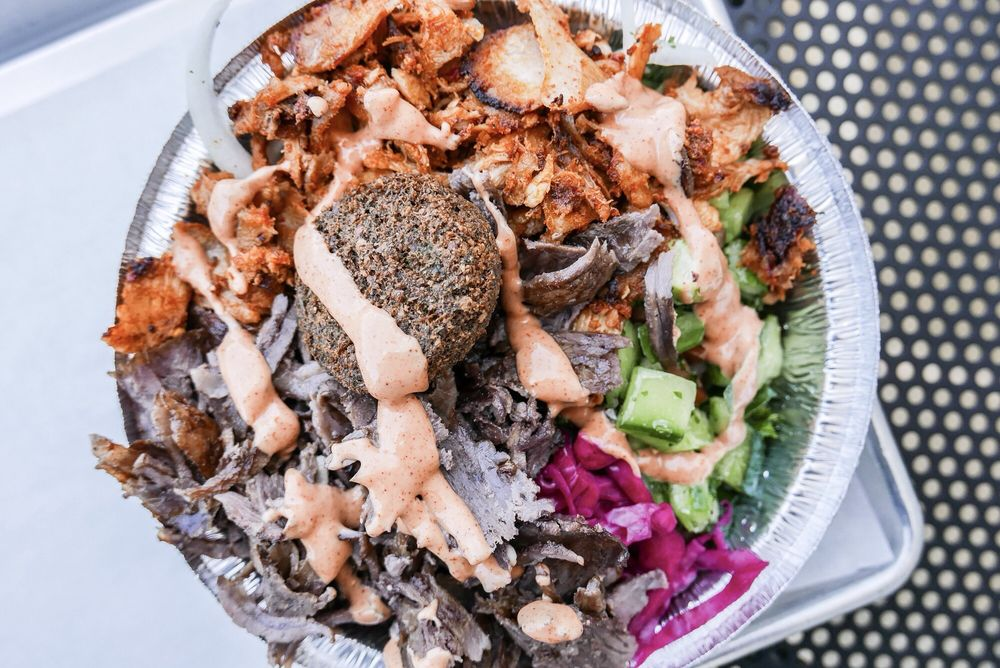 Donerg Turkish Mediterranean Grill Lake Forest Order Food