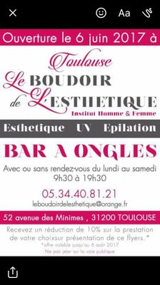 Le Boudoir De L Esthetique Hair Removal 52 Avenue Des Minimes