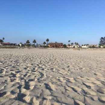 Photo Of Coronado Beach Ca United States Looking East Towards Multimillion