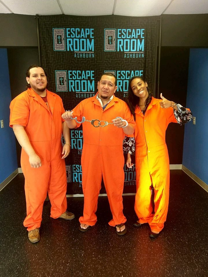 Escape Room Ashburn: 42882 Truro Parish Dr, Ashburn, VA