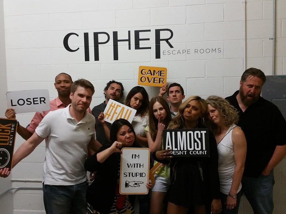 Cipher Escape Rooms 41 Photos Amp 121 Reviews Escape