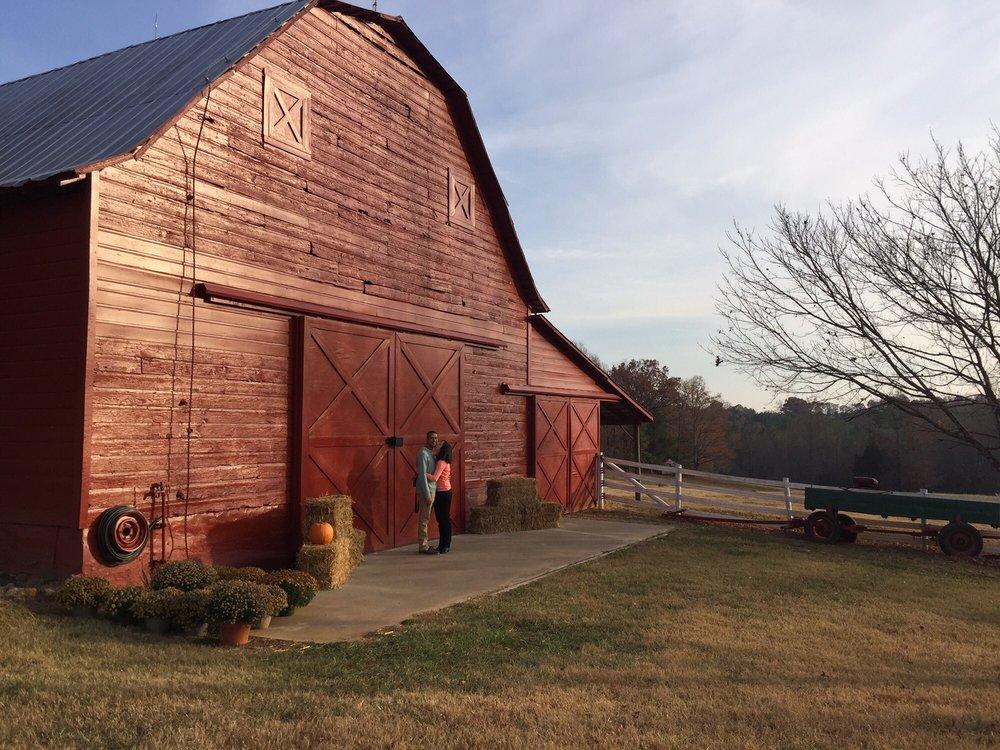 Baker Buffalo Creek Vineyard & Winery: 3521 Fallston Waco Rd, Lawndale, NC