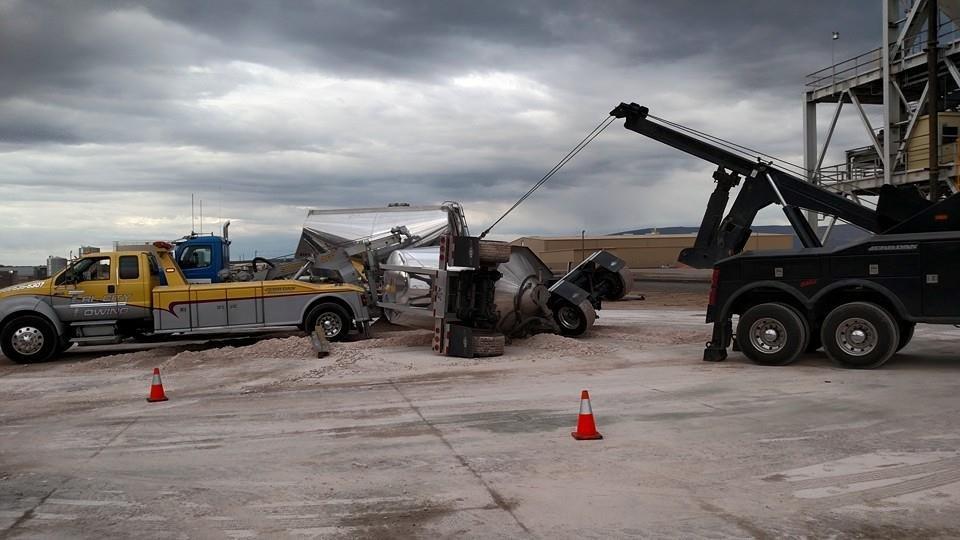 Tri-City Towing: 8567 E Pecos Dr, Prescott Valley, AZ
