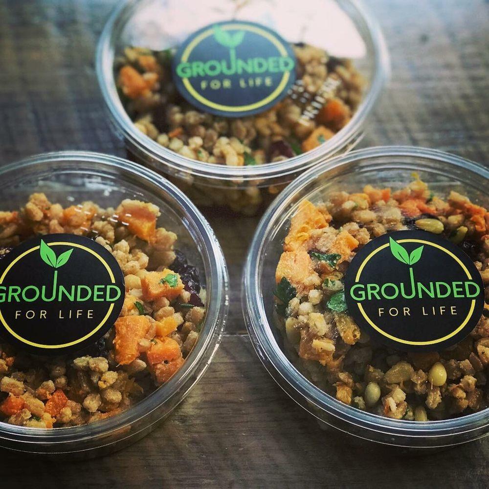 Grounded For Life Cafe: 20 Leigh St, Clinton, NJ