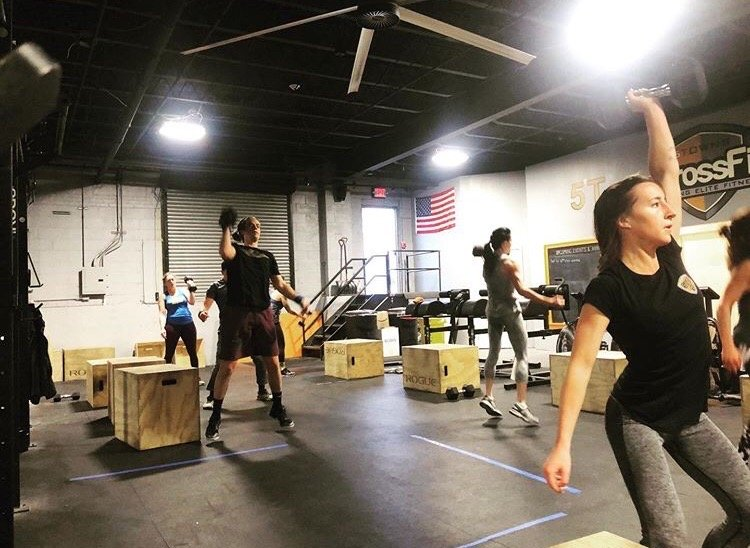 5 Towns CrossFit: 430 Doughty Blvd C, Inwood, NY