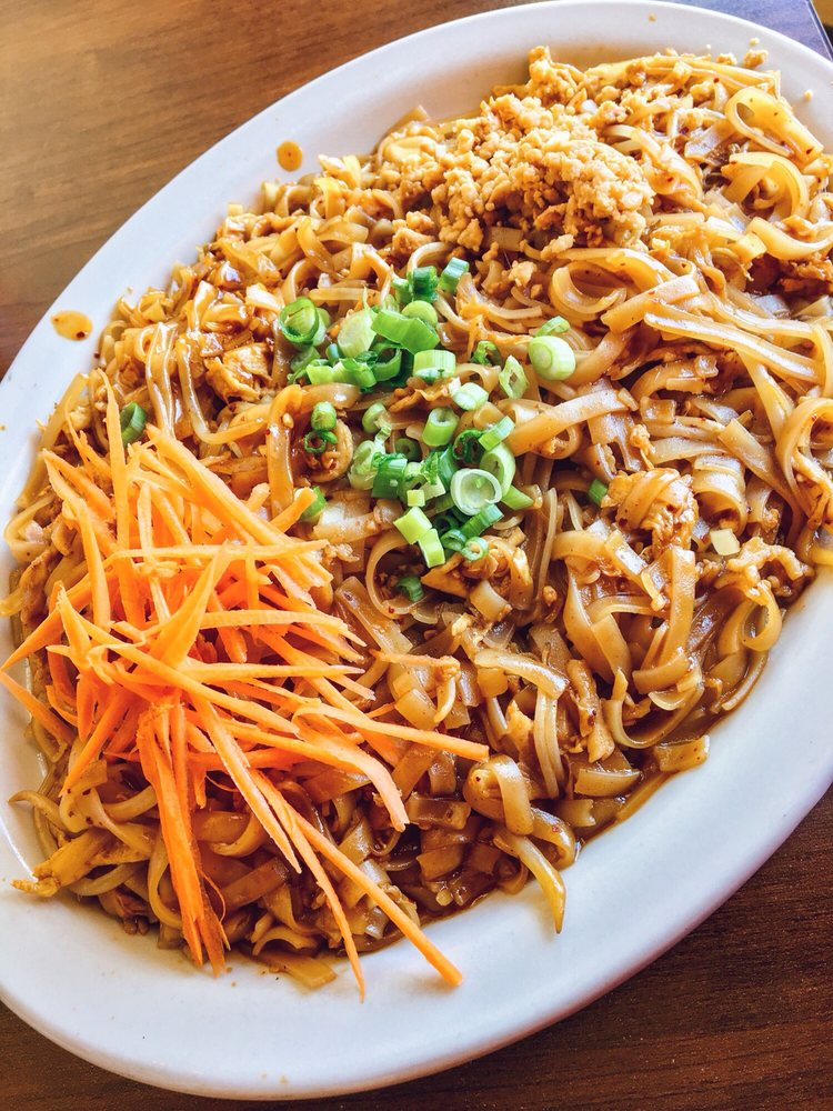 Jay's Thai Food: 1500 S Western Ave, Marion, IN