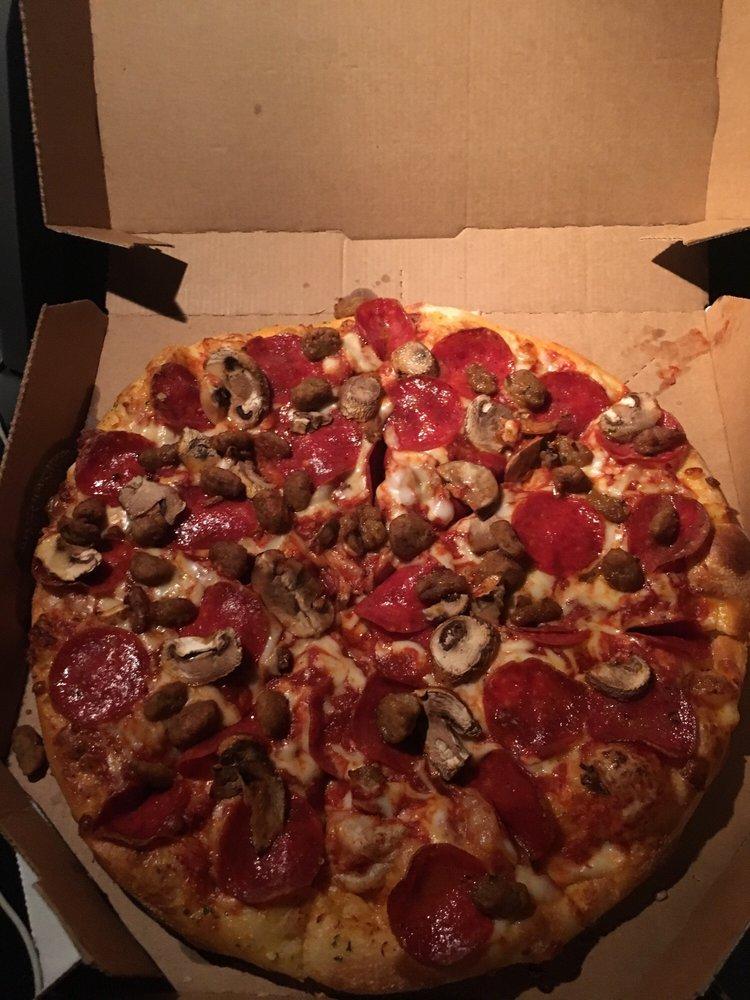 Domino's Pizza: 615 W Santa Fe Ave, Grants, NM